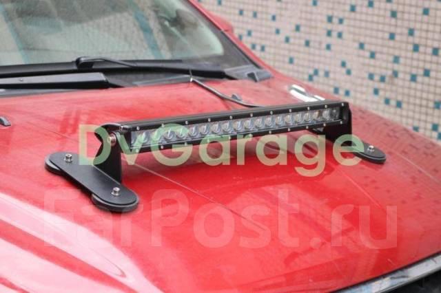 Универсальное крепление Магнит для LED Фар Люстр Балок от 80 до 130 см. Chevrolet: Lacetti, Captiva, Niva, TrailBlazer, Cruze, Aveo, Cobalt, Lanos, Ta...