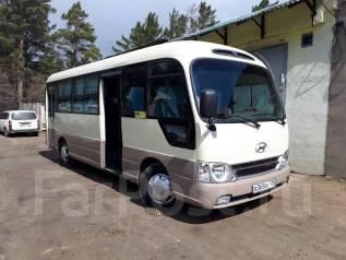 Hyundai County. Продам автобус хундай каунти, 3 900 куб. см., 26 мест