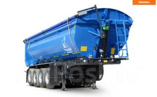 Тонар 952345. Полуприцеп зерновоз ,4-х осный, 30 000 кг.