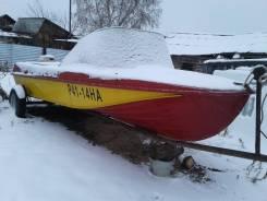 Казанка-5М2. длина 5,00м., двигатель подвесной, бензин