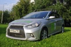 Порог пластиковый. Hyundai Solaris, RB Двигатели: G4FA, G4FC