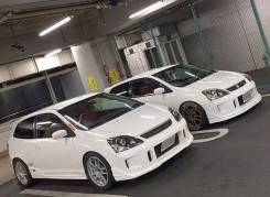 Бампер Body Club Honda Civic ep, eu, es