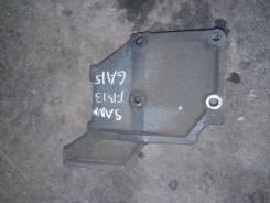 Крепление компрессора кондиционера. Nissan Sunny, SNB13, FB13, HB13, SB13, N13, HNB13, B13, FNB13 Двигатель GA15DS