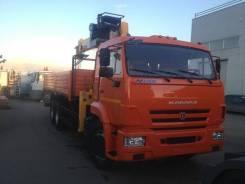 Soosan SCS736LII. КМУ Камаз 65115-773094-42 + верх. упр., 6 700 куб. см., 6 500 кг.