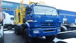 Майман-110S. Сортиментовоз Камаз 43118-3027-46 (со спалкой) + КМУ , 11 000 куб. см., 12 700 кг.