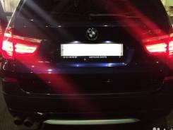 Ремонт фонарей BMW x3 f25
