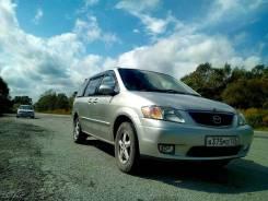 Mazda MPV. автомат, 4wd, 2.5 (170 л.с.), бензин, 188 тыс. км