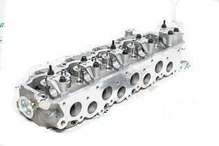 Головка блока цилиндров. Mitsubishi: L200, Pajero, Nativa, Montero Sport, Montero, Pajero Sport Двигатель 4D56