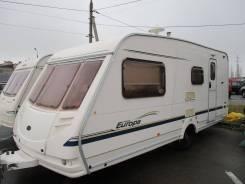 Sterling Caravans Europa. Караван Sterling Europa 2004 года 5 мест с мувером, 1 000куб. см.
