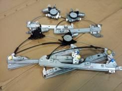 Стеклоподъемный механизм. Nissan X-Trail, DNT31, NT31, T31, T31R, TNT31 Nissan 100NX Двигатели: M9R, MR20DE, QR25DE, M9R110, M9R127, M9R130