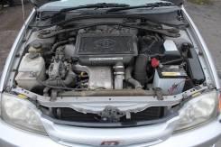 Двигатель в сборе. Toyota Caldina, ST215, ST215W, ST215G Двигатель 3SGTE