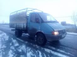 ГАЗ 3302. ГАЗель 3302 2.5 МТ, 1995, 2 500 куб. см., 1 500 кг.