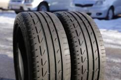 Bridgestone Potenza S001. Летние, 2011 год, износ: 20%, 2 шт
