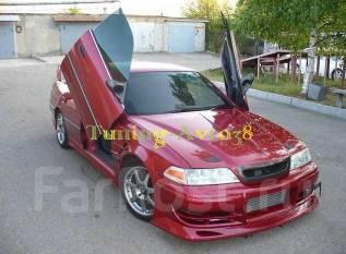Бампер. Toyota Mark II, GX100, JZX100, LX100