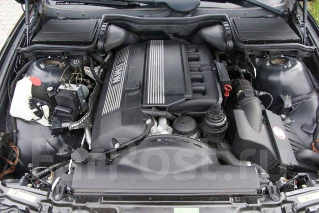 Двигатель в сборе. BMW: M6, 5-Series, 3-Series, X3, Z4 Двигатели: M54B25, M20B25, M50B25, M52B20, M52B25, M52B28, M52T, M52TUB20, M52TUB25, M52TUB28...