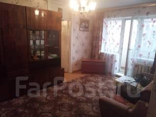 2-комнатная, улица Калининская 4а. Центр, частное лицо, 43 кв.м.