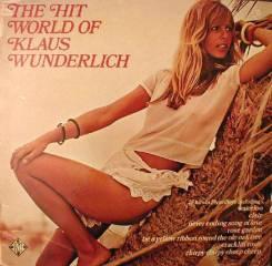 "Винил Klaus Wunderlich ( синтезатор ) : ""The Hits World """