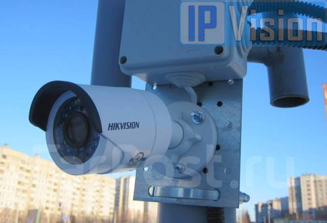 Установка видеонаблюдения. Гарантия от 2х лет. Обслуживание систем.