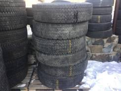 Bridgestone W900. Зимние, без шипов, 2010 год, износ: 20%, 6 шт