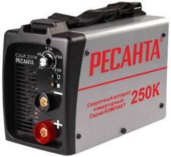 Сварочный аппарат инверторный САИ 250К (Компакт)Ресанта