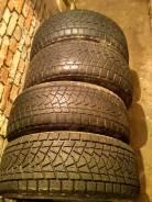 Bridgestone. Зимние, без шипов, 2008 год, износ: 60%, 4 шт