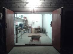 Гаражи капитальные. улица Полевая 8, р-н Эгершельд, 33кв.м., электричество, подвал. Вид изнутри