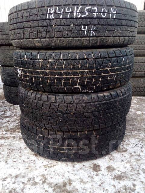Dunlop DSX. Зимние, 2008 год, износ: 10%, 4 шт