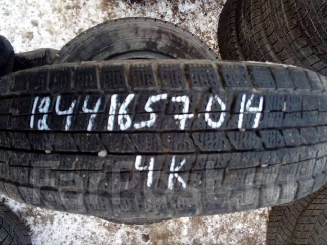 Dunlop DSX. Зимние, 2008 год, 10%, 4 шт
