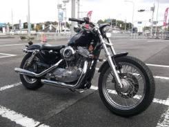 Harley-Davidson Sportster 883 Hugger XLH883. 883 куб. см., исправен, птс, без пробега. Под заказ