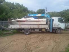 Услуги бортового грузовика с манипулятором