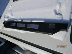 Планка под фары. УАЗ Хантер Toyota Land Cruiser, HZJ77V, HZJ73, HZJ73V, HZJ73HV, HZJ77HV