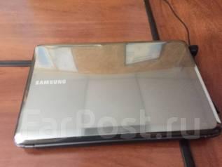 """Samsung R525. 15.6"""", 2,2ГГц, ОЗУ 4096 Мб, диск 80 Гб, WiFi, Bluetooth, аккумулятор на 3 ч."""