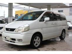 Nissan Serena. вариатор, передний, 2.0, бензин, 62 000 тыс. км, б/п, нет птс. Под заказ