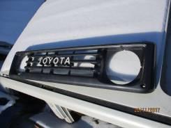 Решетка радиатора. УАЗ Хантер Toyota Land Cruiser, HZJ77V, HZJ73, HZJ73V, HZJ73HV, HZJ77HV