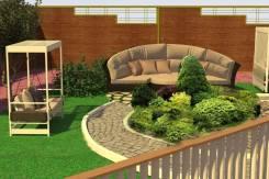 Ландшафтный дизайн качественно, надежно!