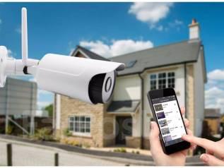 Установка систем видеонаблюдения, ОПС, СКУД любого масштаба и сложности