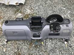 Панель приборов. Toyota RAV4, ACA20, ACA20W, ACA21, ACA21W, ZCA25, ZCA25W, ZCA26, ZCA26W Двигатели: 1AZFE, 1AZFSE, 1ZZFE