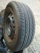 Комплект колес TOYO-TEO plus 195/65R15 на дисках штамп 4Х100. x15 4x100.00 ЦО 60,0мм.