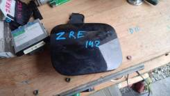 Лючок топливного бака. Toyota Corolla Fielder, ZRE142G, ZRE144G, NZE144G, NZE141, NZE141G, ZRE142, NZE144, ZRE144 Двигатель 2ZRFE