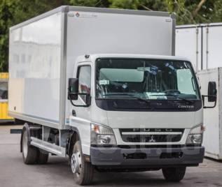 Mitsubishi Fuso. Продается изотермический фургон Mitsubishi FUSO Canter, 4 899 куб. см., 5 000 кг.
