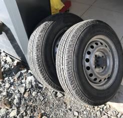 Bridgestone V600. Летние, 2016 год, износ: 5%, 4 шт