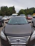 Nissan Sentra. автомат, передний, 1.6 (116 л.с.), бензин, 105 тыс. км