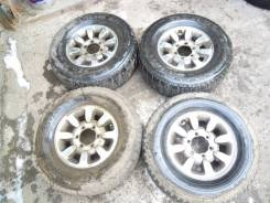 Комплект колес Mitsubishi 235/75/15 4шт. 6.0x15 6x139.70 ET33