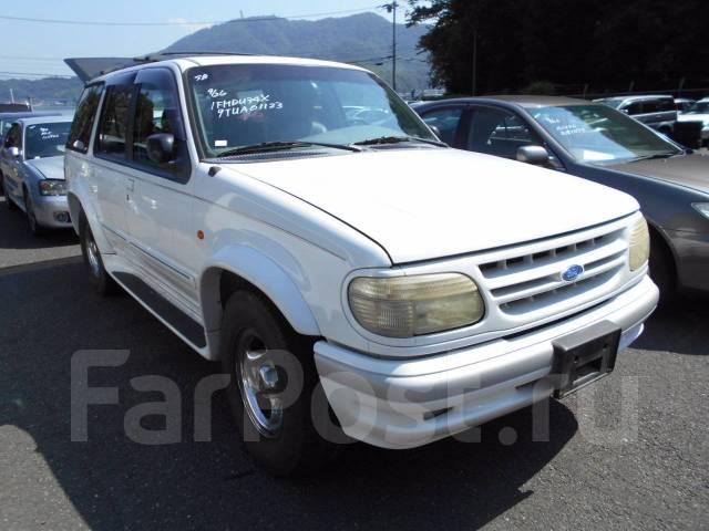 Защита топливного бака 1995-2001 Ford explorer