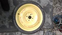 Колесо запасное. Toyota Corolla Axio, NZE144, NZE141, ZRE144, ZRE142, NZE141G, ZRE144G, ZRE142G, NZE144G Двигатель 2ZRFE
