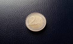 Германия. 2 Евро 2002 года. J.