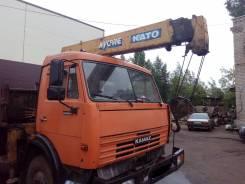 Камаз 53215. Продам Камаз-53215 самосвал с КМУ, 11 560 куб. см., 15 000 кг.