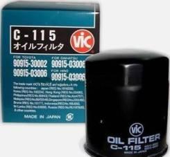 Фильтр масляный c-115 VIC Япония