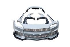 Обвес кузова аэродинамический. Toyota GT 86, ZN6, ZC6 Subaru BRZ, ZC6 Двигатели: 4UGSE, FA20, FA20D, EJ20D. Под заказ