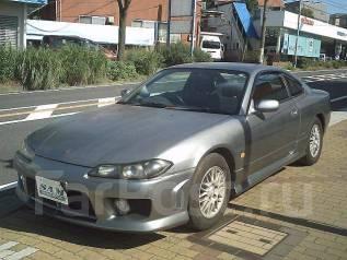 Nissan Silvia. автомат, задний, 2.0, бензин, 78 000тыс. км, б/п, нет птс. Под заказ